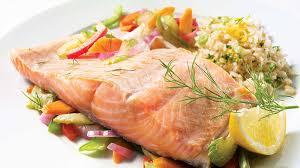 cuisiner filet de saumon filet de saumon à l aneth recettes iga poisson citron recette