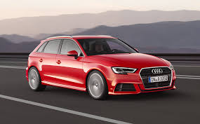 First Drive review 2016 Audi A3 Sportback
