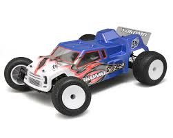 100 Stadium Truck Yokomo YZ2T 110 2WD Electric Kit YOKBYZ2T Cars