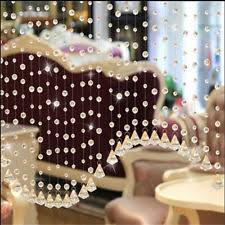 Beaded Curtains For Doorways Ebay by Beaded Curtains Bamboo Crystal And Metal Ebay
