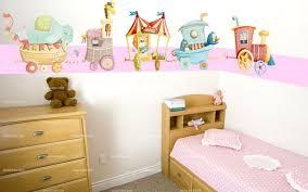 frise murale chambre fille stickers frise enfants
