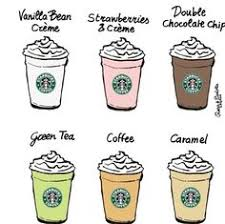 28 Collection Of Starbucks Drawing Easy