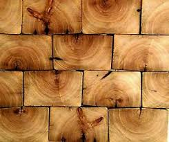 end grain reclaimed barn beam wood block tiles ebay