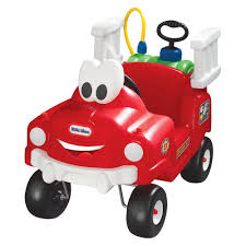 100 Little Tikes Classic Pickup Truck Spray Rescue Fire Products Fire