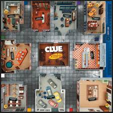 The Board Game Clue Instructions