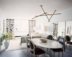 Modern Dining Room Light Fixtures Contemporary Dining Room