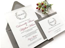 Unique And Playful Winter Wedding Invitations Ideas 44