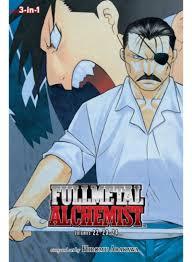 Buy Fullmetal Alchemist 3 In 1 Edition Vol 8 Includes Vols
