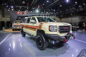 100 Blazer Truck Gmc Desert Fox Sierra Concept Is A Retro Off Roader For 2020