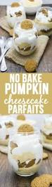 Pumpkin Mousse And Ginger Parfait by No Bake Pumpkin Cheesecake Parfaits Lmldfood