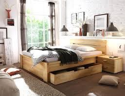 massivholzbett caspar nachttisch kernbuche geölt stauraumbett bett