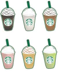 Clip Transparent Library Frappuccino Drawing Starbucks The Smallest By Tigerparadise