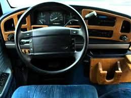 1993 Ford Econoline Conversion Van Grants Pass Oregon