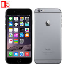 Unlocked Apple iPhone 6 iphone 6 Plus mobile phone 4 7 & 5 5