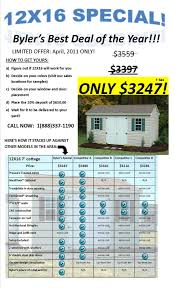 12x16 Storage Shed Plans Pdf by 12 16 Shed Plans Free Free Tool Shed Blueprints Will Leave You