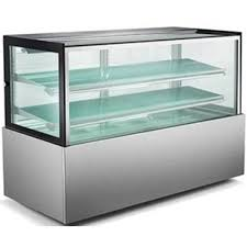 Universal UBDC72 72 Refrigerated Bakery Display Case