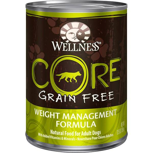 Wellness Core Weight Management Formula Canned Dog Food - 12.5oz