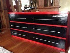 Tool Box Dresser Ideas by Diy Tool Box Dresser Perfect For A Boys Room Tool Box Dresser
