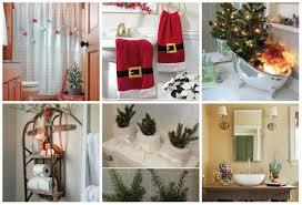 33 weihnachtliche dekorationsideen fürs badezimmer