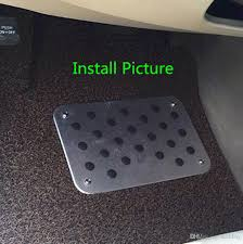 100 Truck Floor Mat ALUMINUM CAR ANTISKID FOOT FLOOR MATS CARPET MAT PAD DIY DRESSING