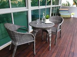 small patio set modern outdoor furniture for spaces sets decks 30