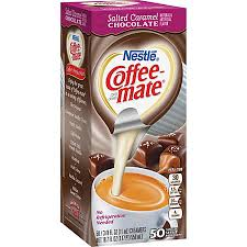 Coffee Mate Salted Caramel Chocolate Creamers
