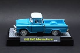 Diecast Hobbist: 1958 GMC Suburban Carrier Gmc Coe Cabover Lcf Low Cab Forward Stubnose Truck Gmc Truck Cab With Title Fleet Option Truck 1958 Auto Trucks 164 M2 Machines 12x1500pic 39 58 Suburban Carrier 12 01 Pickup T15 Dallas 2013 100 For Sale 1974355 Hemmings Motor News Blue Muscle Cars Of Texas Alvintx Us 148317 Sold Fleetside Ross Customs Mit Fauxtina Paint Shortbed Stepside Youtube