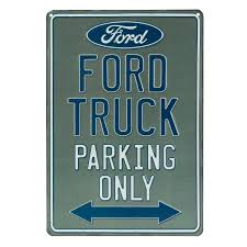 Amazon.com: Open Road Brands Ford Truck Parking Only Embossed Tin ... Ford Trucks For Sale In Valencia Ca Auto Center And Toyota Discussing Collaboration On Truck Suv Hybrid Lafayette Circa April 2018 Oval Tailgate Logo On An F150 Fishers March Models 3pc Kit Ford Custom Blem Decalsticker Logo Overlay National Club Licensed Blue Tshirt Muscle Car Mustang Tee Ebay Commercial 5c3z8213aa 9 Oval Ford Truck Front Grille Fseries Blem Sync 2 Backup Camera Kit Infotainmentcom Classic Men Tshirt Xs5xl New Old Vintage 85 Editorial Photo Image Of Farm