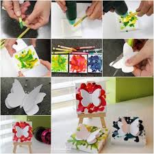Handmade Arts And Crafts Ideas Step By