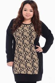 plus size dress custom black blue summer clothing clothes fat