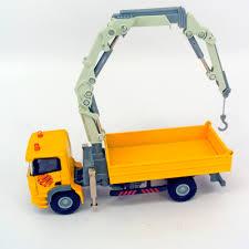 100 Truck Mounted Crane Jing Bang 160 Mounted Crane Machine Truck Model Of Excavator