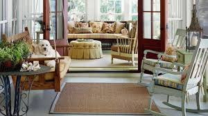 Southern Living Family Rooms by Creating A Vintage Look In A New Home Southern Living
