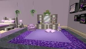 Leopard Print Bedroom Decor by Purple Leopard Print Bedroom Accessories Home Decor U0026 Interior