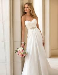 vestidos de novia chiffon beach wedding dress vintage boho