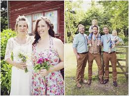 26 Rustic Garden Party Wedding By Candid Frank Photography