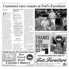 100 Foti Furniture 2013 Best Of The Teche By Wick Communications Issuu