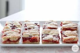 Pumpkin Swirl Cheesecake Bars by Happy Birthday Cherry Cream Cheese Bars Inspired By Charm