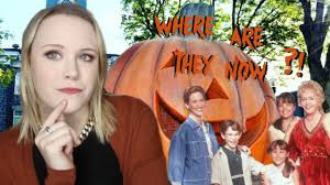 Halloween 1978 Cast Then And Now by Where Are They Now Halloweentown Youtube