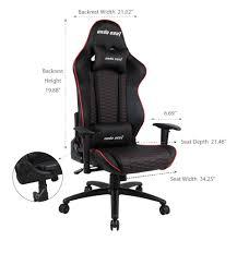 Anda Seat AD4-07 Gaming Chair Black/Blue