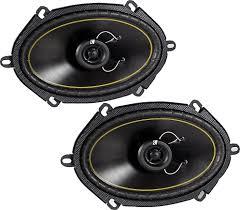 100 Truck Stereo System Kicker DS68 6x8 2way Car Speakers At Crutchfieldcom