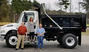Sharpsburg Purchases New Dump Truck | The Wilson Times