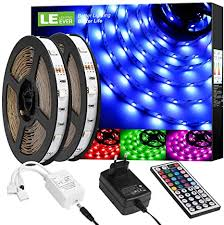 le rgb led lights 10 m 5050 smd led strips 12 v