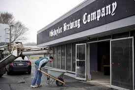 Autozone Sinking Spring Pennsylvania by Schaylor Brewing Is Setting Up Shop On Lancaster Pike Reading