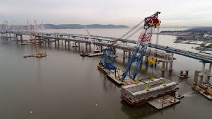 Westchester County, NY - Pieces Of Once-mighty Tappan Zee Bridge Get ... Tappan Zee Bridge Cashless Tolls Start April 23 I Will Miss The Dammit Jordan Carleo Tolling Begins On Mass Pike Times Union Project Nears Finish With Opening Of 1st Span Aug 25 Wall Street Crime Is A Boon For Thruways New Closed Hours After Crane Collapse That Injured Tractor Truck Accident Youtube Tappan Zee Bridge Abc7nycom New York Governor Mario M Cuomo Parks The Old Be Reborn As Reef Old August 2017 Ny Twitter Tbt Demolishing