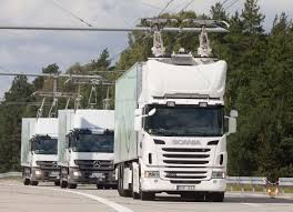 100 Trains Vs Trucks Swedens Electric Highway Turns Into