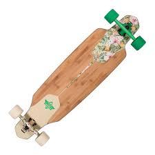 Dusters Skateboards Channel Hawaiian Longboard - 9.375