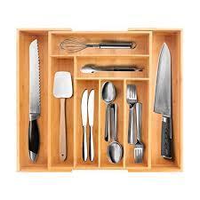 besteckkasten für schubladen utensilienhalter 8 fächer