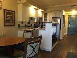 Disneys Hilton Head Island Resort Entrance Door To The Kitchen Dining Area