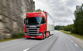 "Scania R 450 Wins The ""Most Efficient Truck 2018""award 