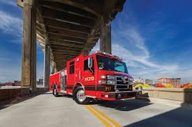 100 Kansas Fire Trucks Pierce October 2018 Truck Of The Month Pierce Mfg